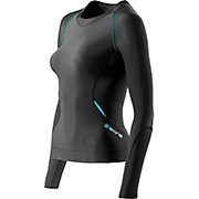 Skins Coldblack Womens Atoll Long Sleeve Top SS14